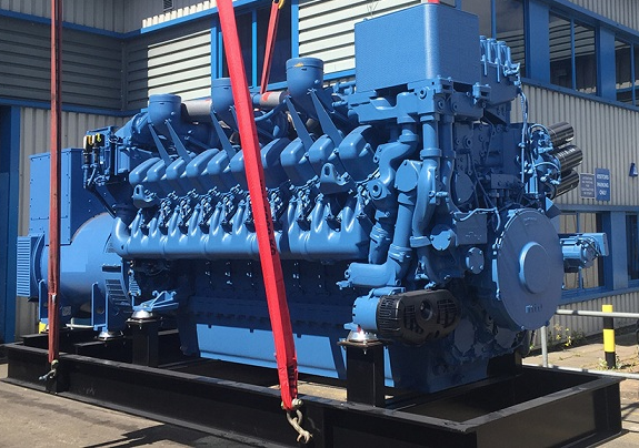 Installation, repair, assembly high power generator in Vietnam