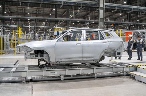 Lắp ráp, thi công hệ thống băng chuyền sản xuất ô tô cho Vinfast, Thành Công, Trường Hải, VEAM, Mazda, Ford, KIA, Huyndai,...