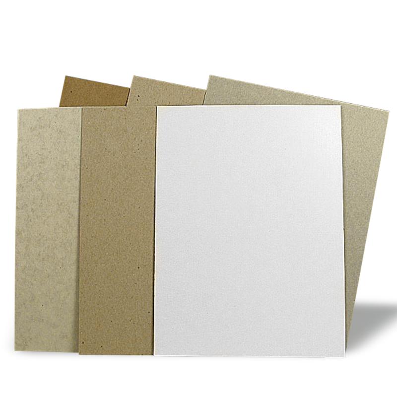 Cung cấp các loại giấy bìa cứng chipboard với màu sắc và kích thước khác nhau theo yêu cầu của khách hàng