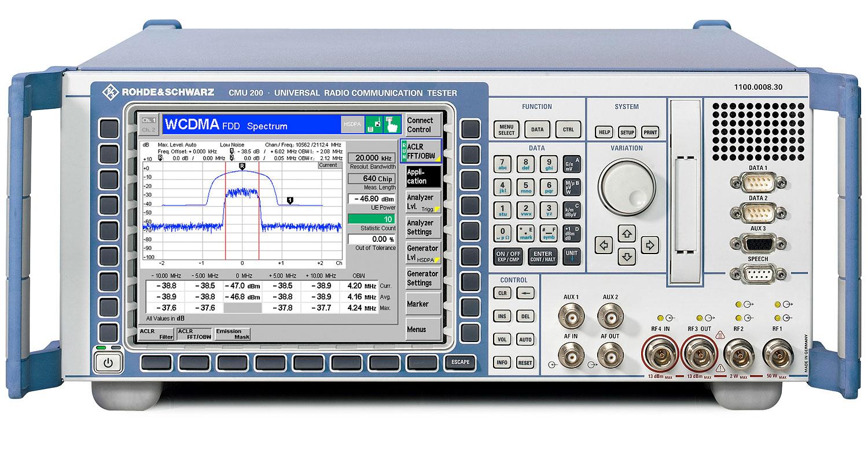sửa chữa máy kiểm tra sóng CMU200 Universal Radio Comunication Tester