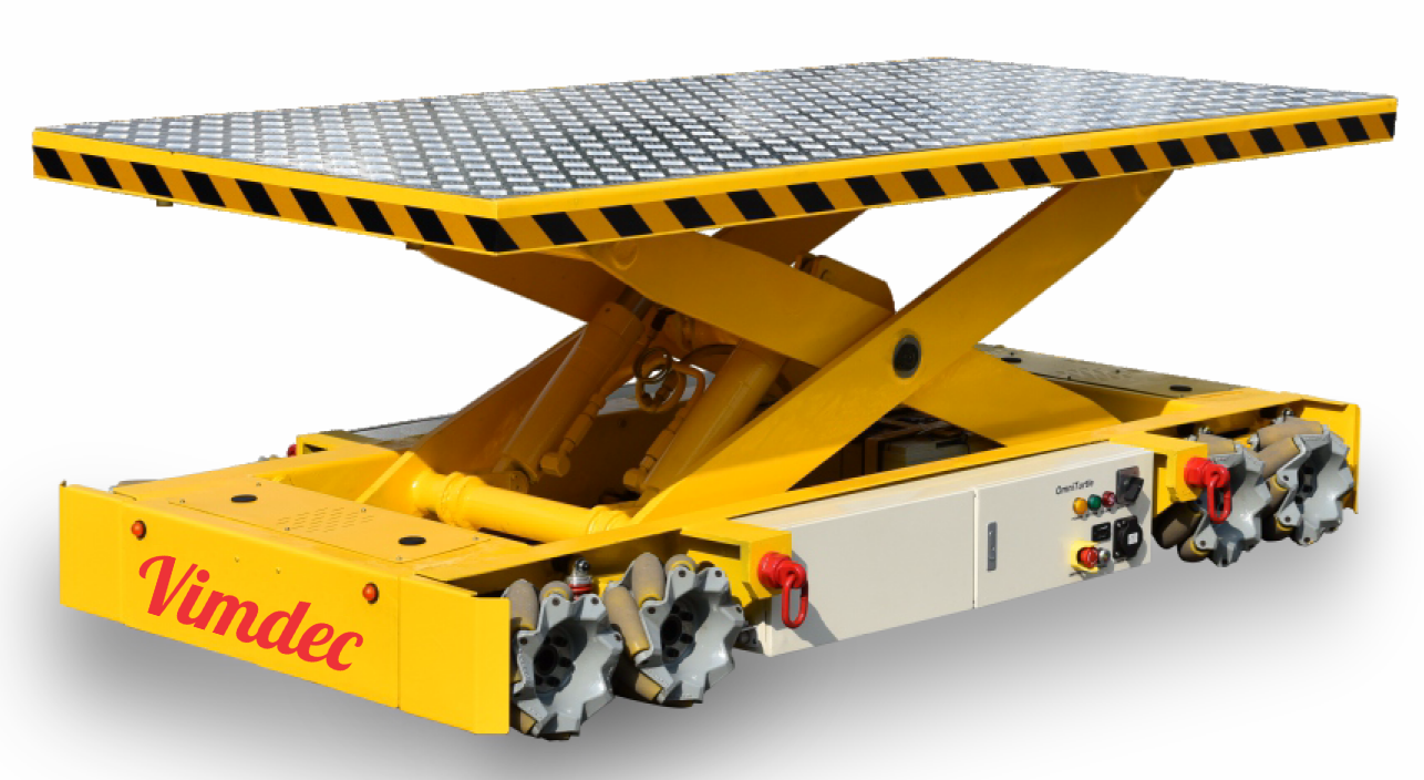 Xe tự hành - Automated guided vehicles - AGV Solutions