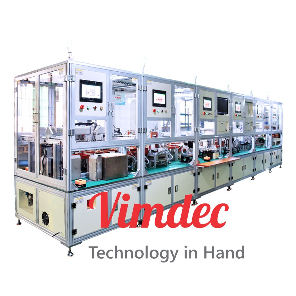 Fully Automatic Solution for Electric Cars Battery Pack Assembly machine for 18650 26650 32650 Lithium Battery Pack